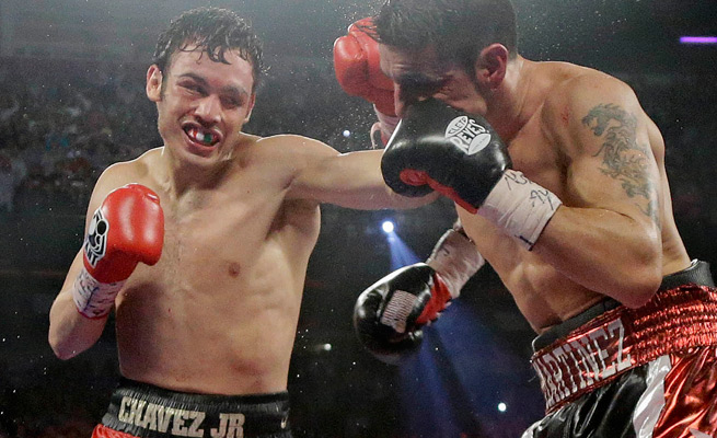 Julio Cesar Chavez Jr. has shown potential in his career only matched by instances of immaturity.