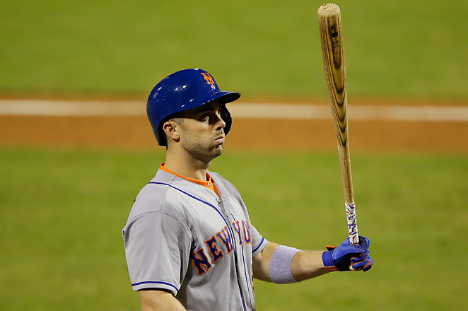 Back in 2009, David Wright suffered a concussion when he was hit in the head by Matt Cain.