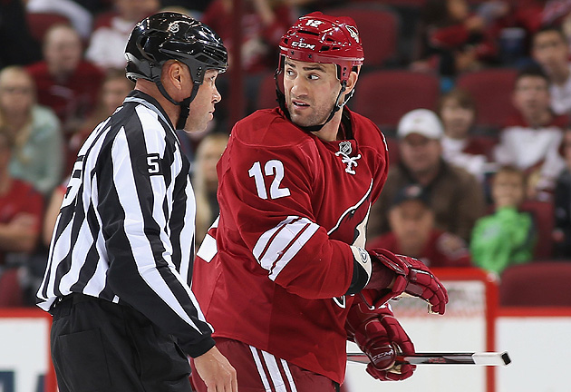New video reviewed by the league showed Bissonnette had substituted legally prior to the fight.