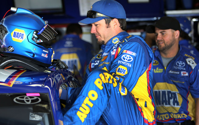 Martin Truex Jr. could be looking for a new sponsor next season.