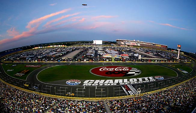 Owner Bruton Smith had threatened to move Charlotte Motor Speedway if he didn't get tax breaks,