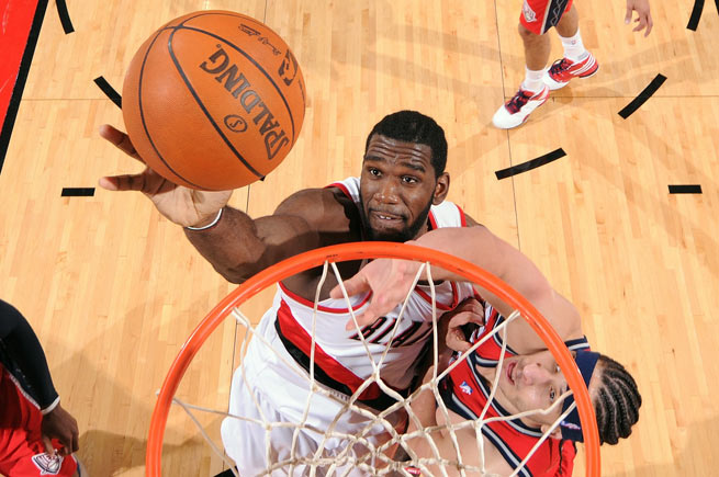 Greg Oden hasn't played a game in the NBA since 2009.