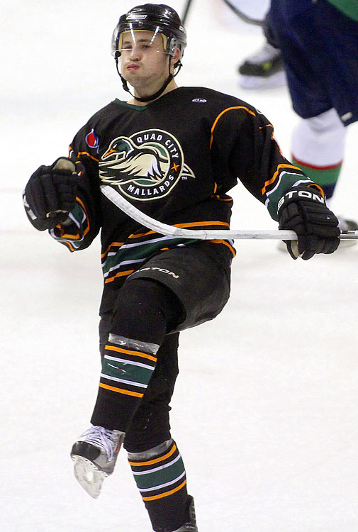 The Mallards are a minor-league hockey team located in Moline, Illinois. The team is affiliated with the Minnesota Wild.