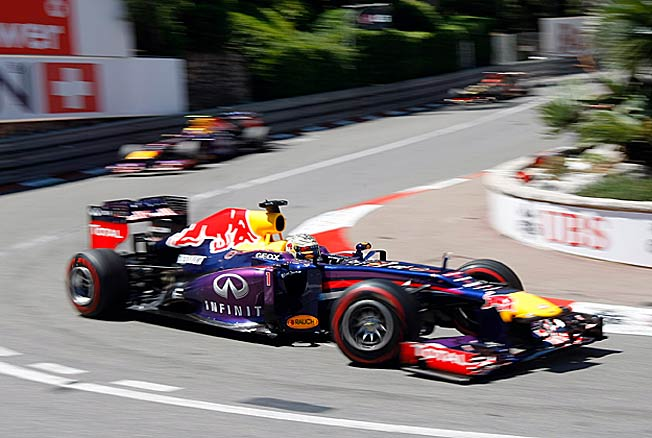 Sebastian Vettel's huge lead in the Formula One points standings has created some suspicion.