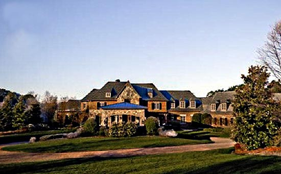 The longtime Braves pitcher put his Milton, Ga., home on sale for $7.2 million in August 2013.