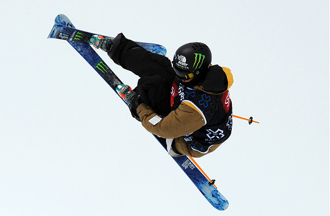 Tom Wallisch won the slopestyle gold medal at the X Games in 2012 and the world championships in 2013.
