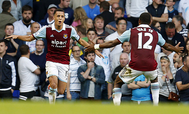 Ravel Morrison had off-field troubles at Man United, but he has shown maturity at West Ham so far.