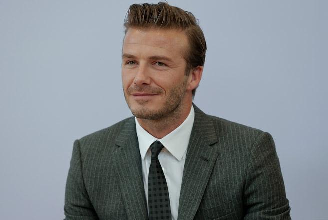 David Beckham's endorsement portfolio went up 10 percent since 2012.