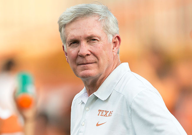 After losing to Alabama in the 2010 BCS title game, Mack Brown's Longhorns have fallen fast.