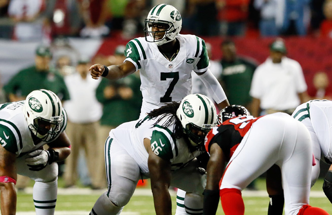 Geno Smith tallied three touchdowns and zero interceptions against Atlanta, propelling the Jets to 3-2.