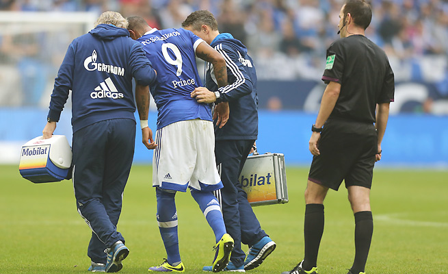 Kevin-Prince Boateng will not recover from a knee injury in time to play for Ghana next week.