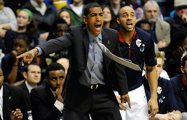 Kevin Ollie and his UConn basketball team submitted a perfect APR report for last season.