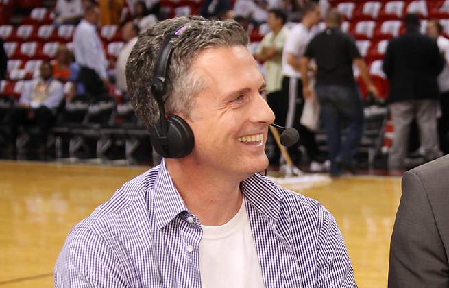 Bill Simmons will be part of ESPN's NBA Countdown show this season, but with a revamped lineup.
