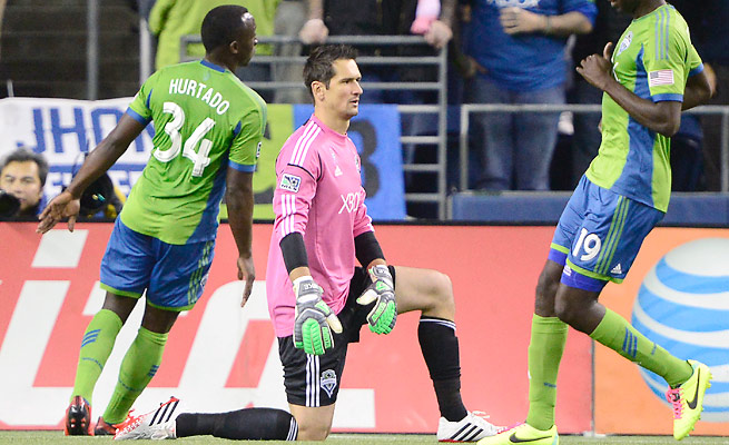 The Sounders' cold streak has come at an inopportune time with the playoffs approaching.