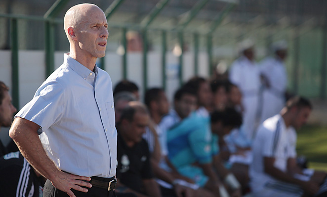 Bob Bradley's Egypt must beat Ghana in a two-legged playoff to reach their first World Cup since 1990.