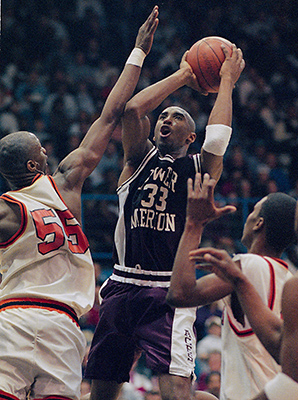Kobe Bryant led Lower Merion High in suburban Philadelphia to a state title in 1996 before turning pro.