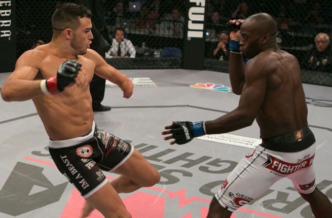 Amputee Nick Newell will put his 10-0 mark to the test against Sabah Fadai at WSOF 7.