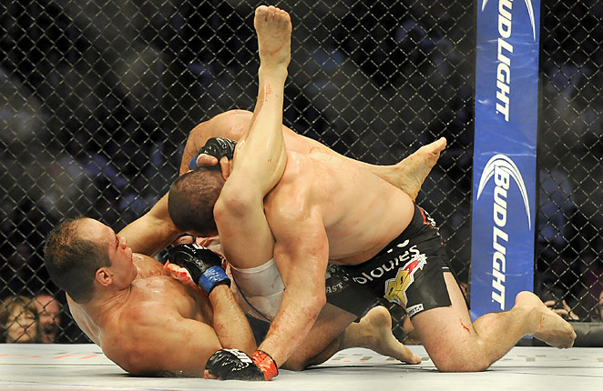 Cain Velasquez was dominant in the third installment of his rivalry with Junior dos Santos.