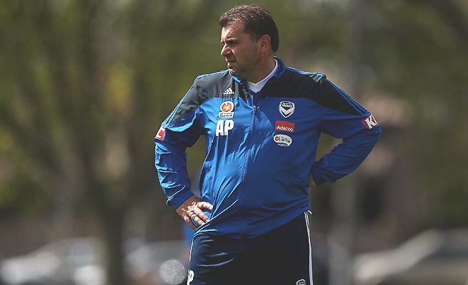 Ange Postecoglou will be the Socceroos' first Australian head coach since Frank Farina in 2005.