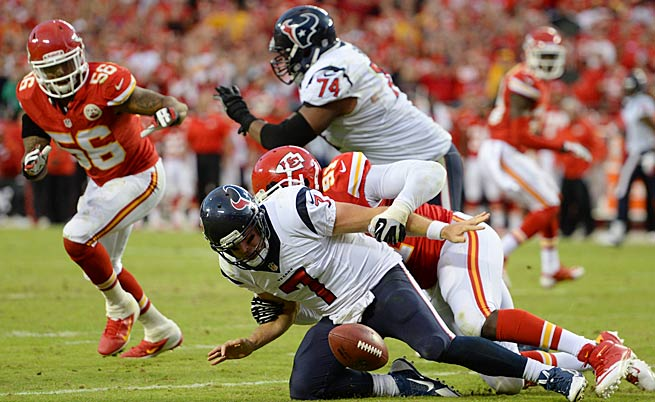 Thanks in part to the Kansas City defense, the Chiefs are the NFL's last undefeated team.