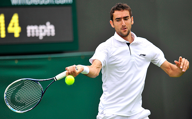 Marin Cilic will retain the rankings points and prize money that he won at the French Open, Wimbledon and the Queen's Club event.