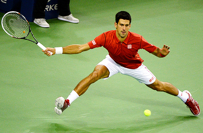 Novak Djokovic is one of 14 important living Serbs who will have a plane named after him.
