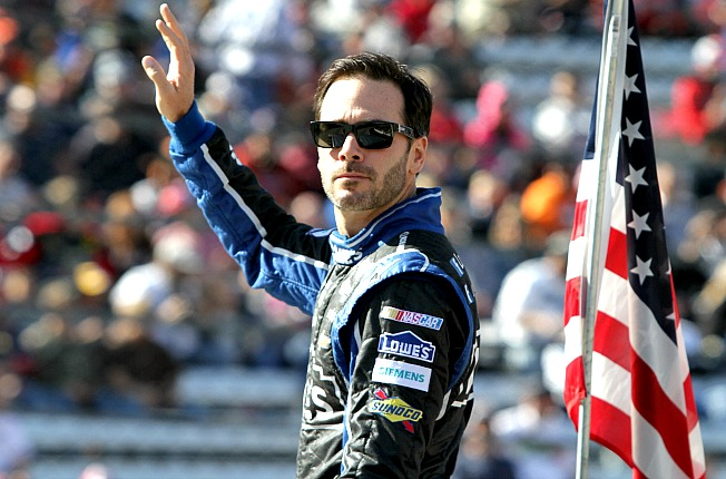 If all goes well the rest of the way in 2013, Jimmie Johnson will have a shot at history next year.