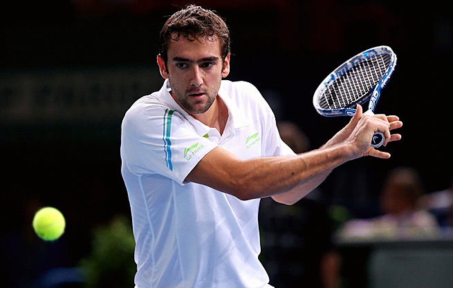 Marin Cilic returned to the ATP Tour this week after serving a four-month doping suspension.