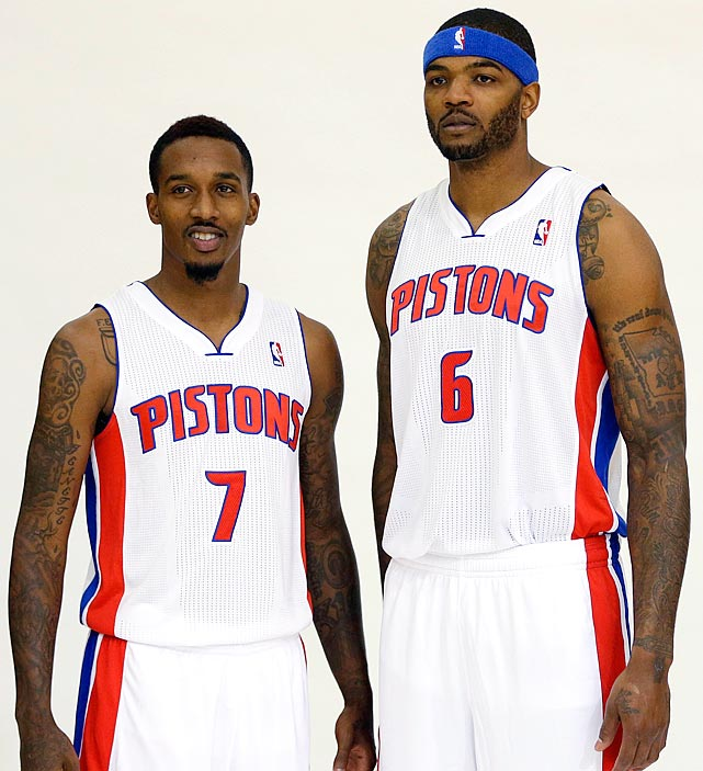 Landing Josh Smith and Brandon Jennings would definitely help your fantasy basketball team, but thrusting them into the middle of your real-life rebuilding project is a little tougher to project. With those two players joining veteran Chauncey Billups and youngsters Andre Drummond and Greg Monroe, the Pistons might have the most eclectic collection of talent in the league. But that's likely the only distinction they'll earn this season.