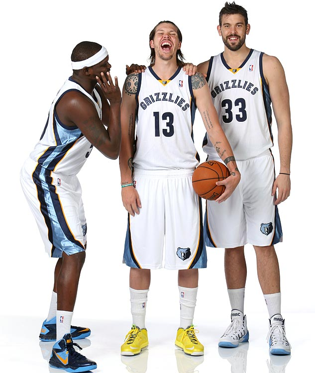 The Grizzlies led the league in defensive efficiency last season, but they'll only go as far as their stuttering offense can carry them. The only thing Memphis did this offseason to address that need personnel-wise was to add backup guard Mike Miller. Without an influx of offense -- be it by player or design -- the Grizzlies are unlikely to best last season's valiant 56-win, conference-finalist campaign.