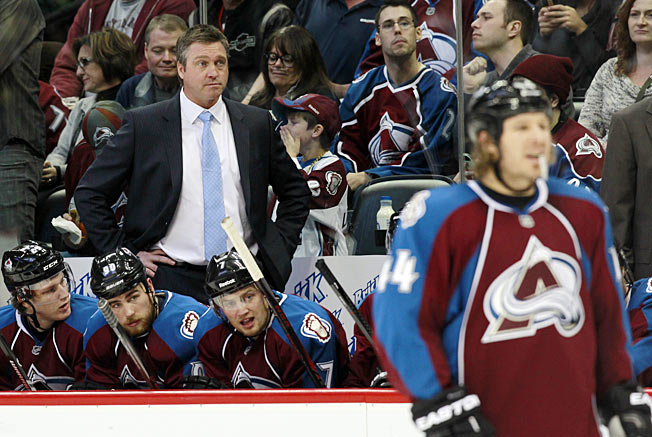 Coach Patrick Roy and the Avalanche are trying not to be distracted by the Varlamov controversy.