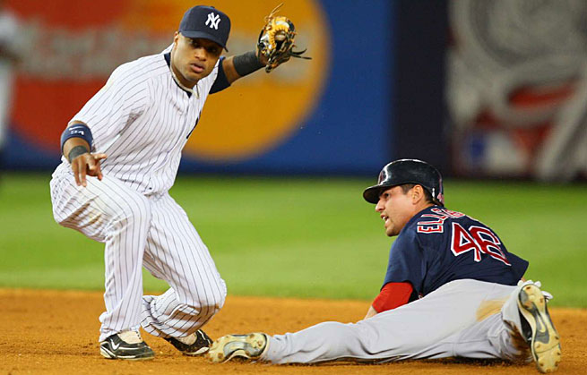 Longtime AL East rivals Robinson Cano and Jacoby Ellsbury could have new teams in 2014.