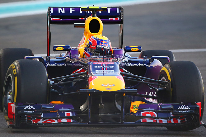 Mark Webber is competing in his final season in Formula One and still looking for his first win this year.