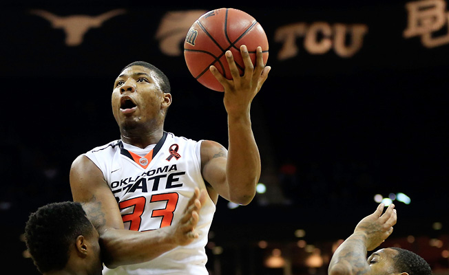 All 65 voters included Oklahoma State sophomore Marcus Smart on their first-team ballots.