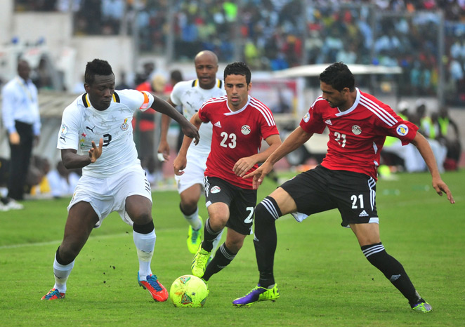 Ghana sports minister Elvis Afriyie Ankrah has expressed concern over the safety of his players ahead of the Black Stars' World Cup qualifying playoff second leg bout with Egypt in Cairo.