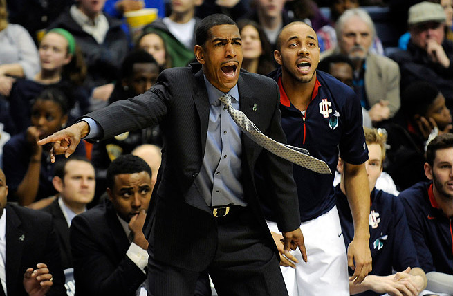 Kevin Ollie-led UConn will face a tough non-conference slate that includes dates with Florida, Maryland and Harvard.