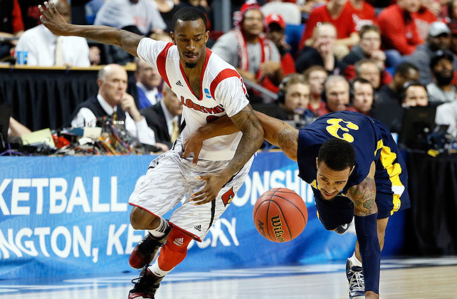 Louisville's Russ Smith racked up 83 steals and had 9.1 free throw attempts per 40 minutes last season.