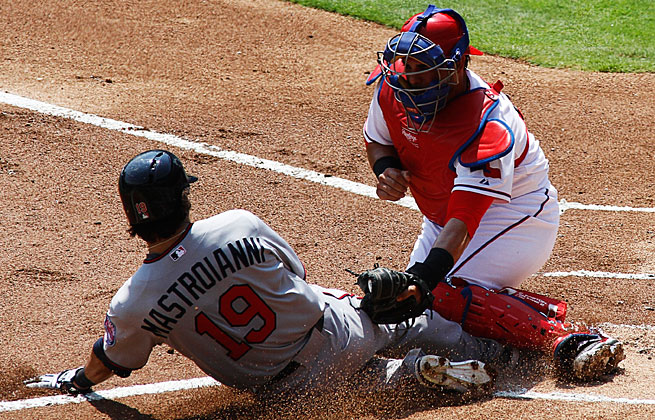 Geovany Soto was Texas' backup catcher in 2013 but the primary catcher for Yu Darvish.