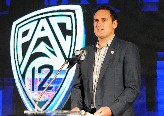 Larry Scott has completely revamped the Pac-12's brand since becoming league commissioner in 2009.