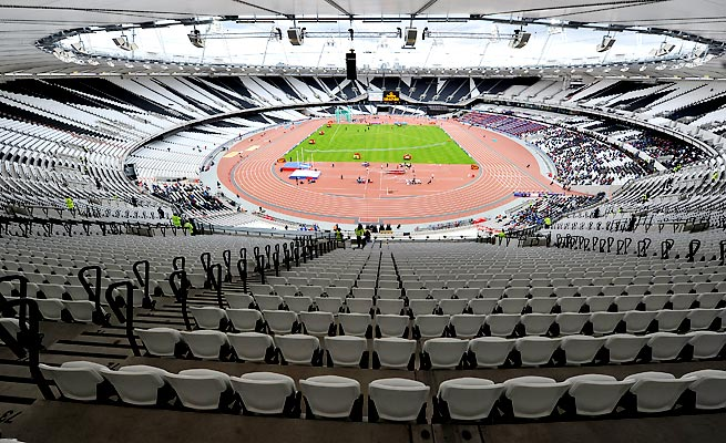 The spying case involved Tottenham's battle with West Ham to move into the Olympic Stadium.