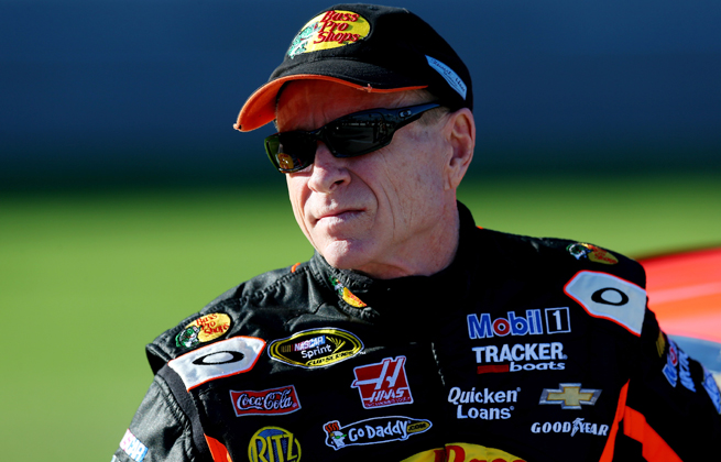 Though he has yet to say he is retiring, Mark Martin has no plans to race next season.