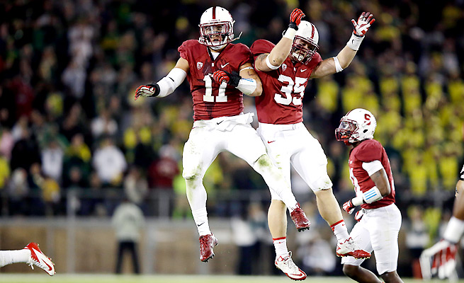 Stanford's 26-20 victory over Oregon produced bowl ramifications affecting the Big Ten and ACC.