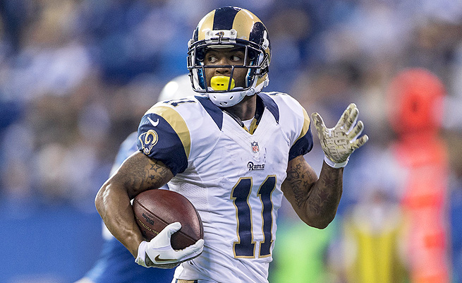 After weeks of lackluster performances, Tavon Austin exploded for 138 receiving yards and two TDs.