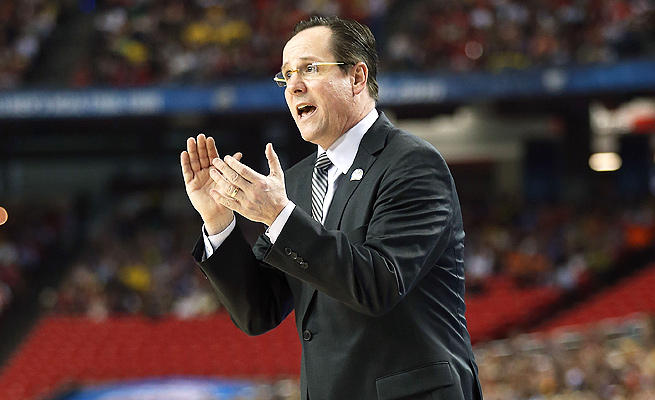 "Gregg Marshall wants his players to ""play angrier"" this season."
