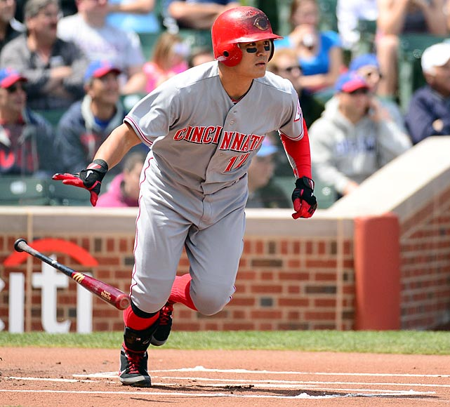 <bold>2013 Stats:</bold> .285, .885 OPS, 21 HR, 54 RBI, 20 SB <bold>Current team:</bold> Reds <bold>Best fit:</bold> Astros Choo has many strengths -- he gets on base an awful lot (his 112 walks and .423 OBP were second in the NL), he's got good power and speed, he's a solid outfielder -- and one major weakness: he doesn't hit lefthanded pitchers. Against southpaws this season, he batted .215 with zero home runs in 221 plate appearances. Even so, he deserves to rank this high, relative to the competition. His good habits might prove particularly attractive to a rebuilding club hoping those traits will rub off on its quickly rising prospects, and that Choo will still be a lineup mainstay once it is ready to contend. The Astros, who have Carlos Correa, Jonathan Singleton and George Springer in the pipeline, are one such team.