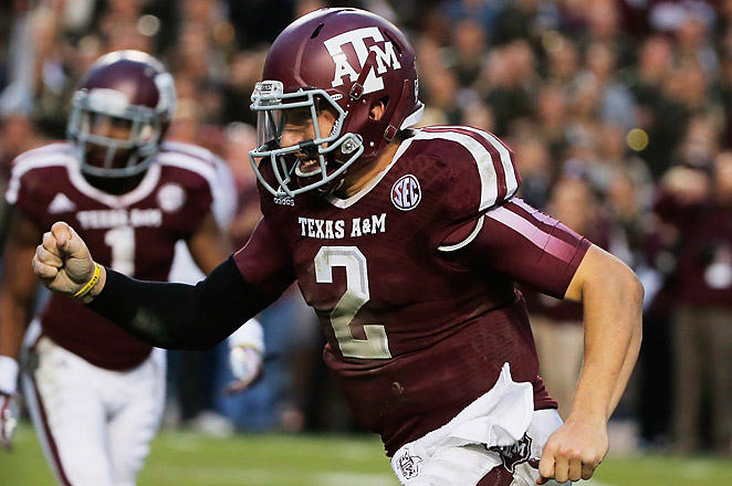 SEC stars like Manziel drive interest in college football's premiere conference and its media coverage.