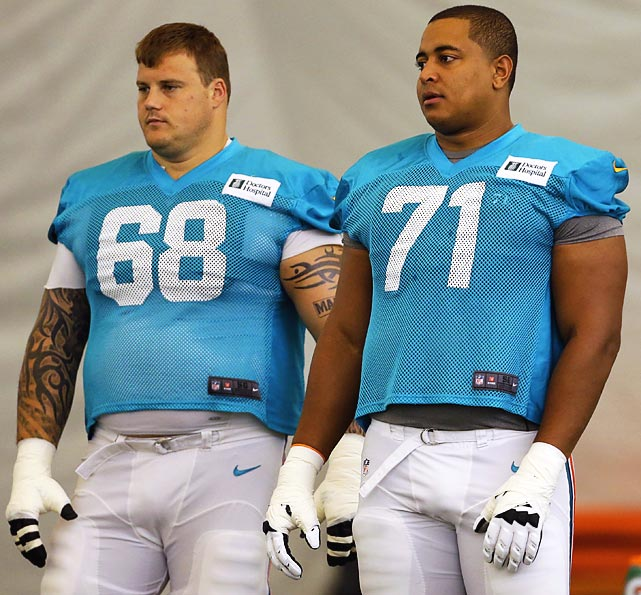 The Miami Dolphins unintentionally spawned a nationwide debate on bullying and the culture in sports locker rooms after starting left tackle Jonathan Martin left the team amid allegations of constant abuse at the hands of veteran guard Richie Incognito. Martin, a second-year player, alleged Incognito left threatening voicemails, called him racial slurs and stuck him with a $15,000 tab for a Las Vegas trip he, Martin, did not take. After the details of Incognito's bullying emerged, the Dolphins suspended the Pro Bowl guard indefinitely, ending his career in Miami.