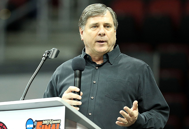 Louisville director of athletics Tom Jurich is eager to get the Cardinals to the ACC.