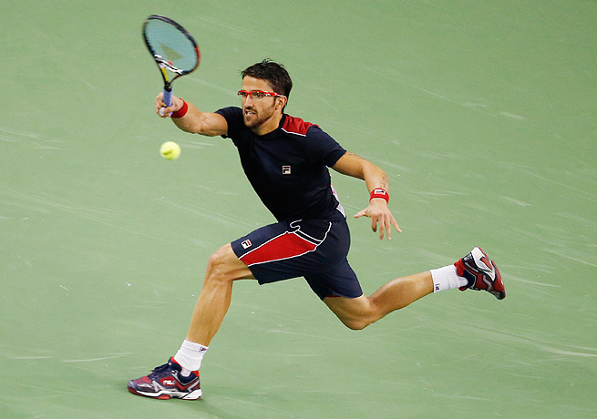A nagging heel injury will most likely keep Serbia No. 2 Janko Tipsarevic out of the Davis Cup matchup.