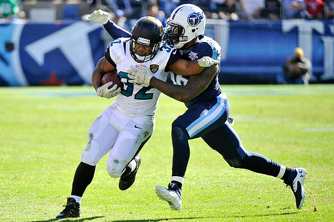 Despite Jacksonville's woes, Maurice Jones-Drew will continue to serve as the Jaguars' workhorse.